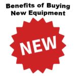 Businesses Can Benefit from New Equipment