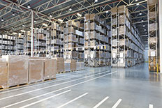 Industrial Cleaning - Warehouse - Equipment Finance - First Western Equipment Finance