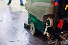 Rider Scrubbing Machine - Equipment Finance - First Western Equipment Finance